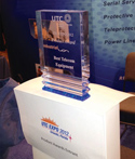 Best Telecom Equipment of UTC EXPO 2012 Product Award