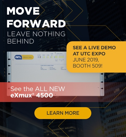 Move Forward - Leave Nothing Behind - eXmux 4500